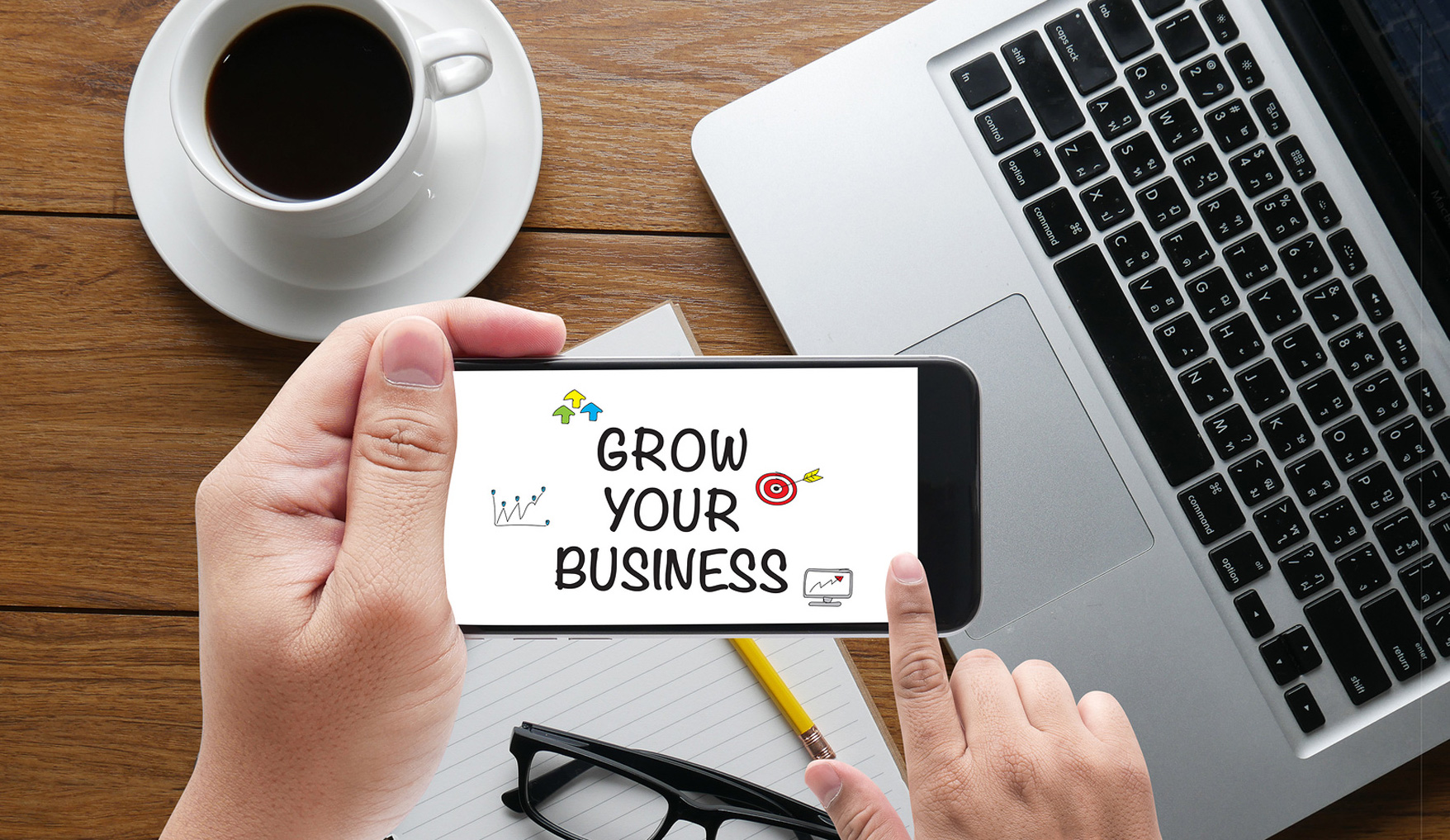 All about doing business online