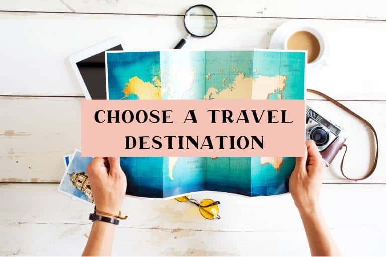 choose for your travel